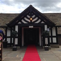 Lunch at Rivington Barn and Entertainment