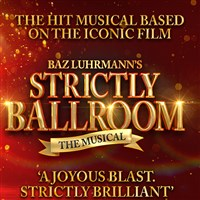 Strictly Ballroom at the Lowry