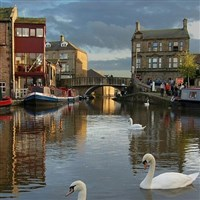 Canals & Railways of the Pennines