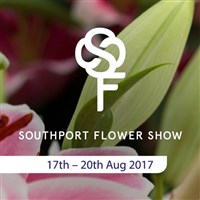 Southport Flower Show or Shopping