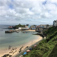 Tenby and the Pembrokeshire Coast