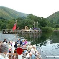 Eden Valley & Ullswater Sedbergh Appleby & Boat