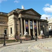 Liverpool for the Walker Art Gallery or Shopping