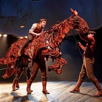 War Horse at the Liverpool Empire in 2017