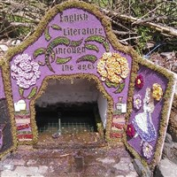 Eyam for its Well Dressings and Matlock Bath
