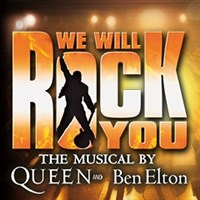 We Will Rock You at the Palace Theatre