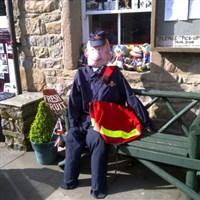 Wray Scarecrow Festival and the Farfield Mill