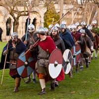 City of York & its Jorvik Viking Festival
