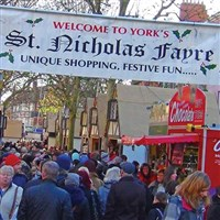 York for its St Nicholas Fayre