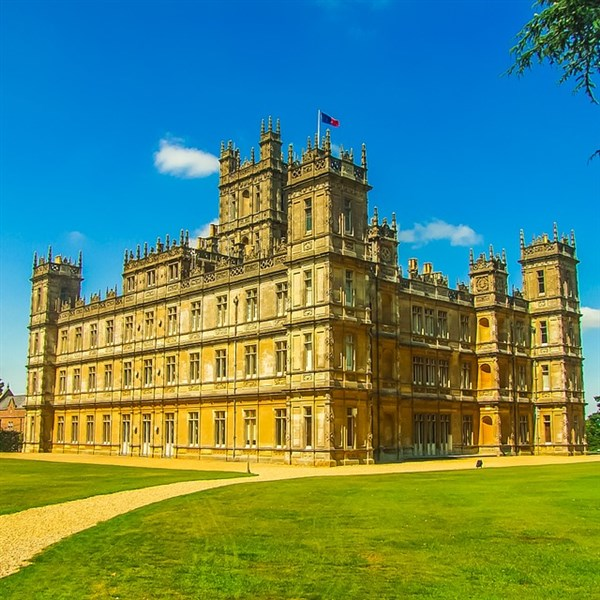Downton Abbey & Cotswolds