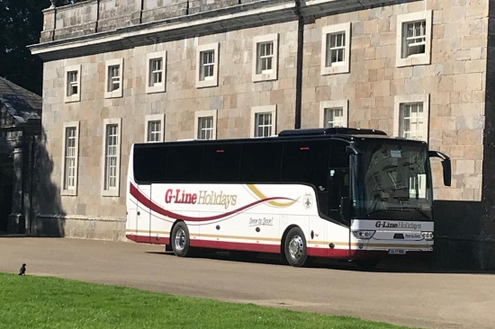 UK coach trips and coach excursions with G-Line Holidays